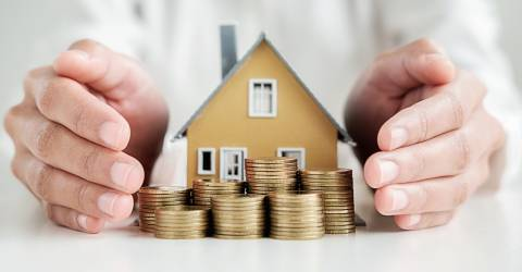 Huis en geld